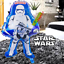 """Star Wars Foil and Latex Balloons balloon birthday 18/"""" Darth Force Awakens pARTY"""