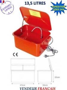 fontaine de nettoyage lavage 13 5l pieces mecaniques 3 5gal ebay. Black Bedroom Furniture Sets. Home Design Ideas