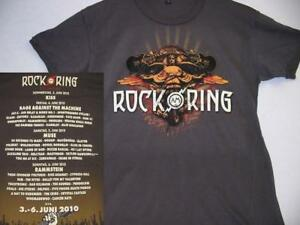 Rock-am-Ring-2010-Angel-T-Shirt-Groesse-Size-S-Neu