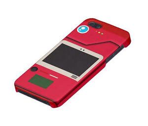 promo code 28a5d 9b0fb Details about Pokemon Pokedex Device Pokemon Encyclopedia Cellphone Case  Handmade Sublimation