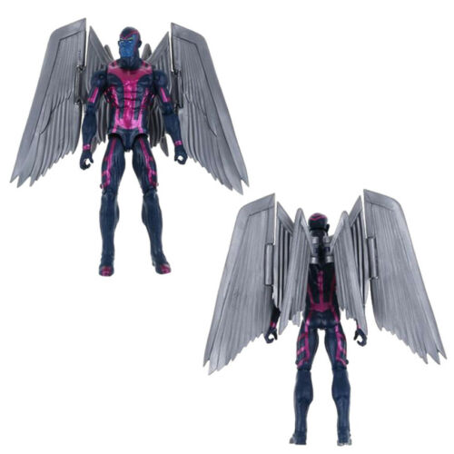 MARVEL LEGENDS ARCHANGEL ANGEL X MEN FACTOR FORCE EXCALIBUR NEW FIGURE MODEL