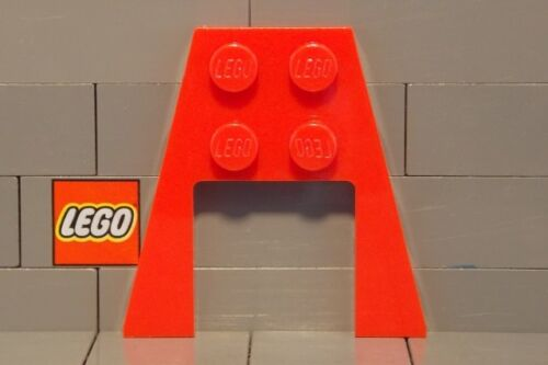 LEGO Choose Your Color **Eight per Lot** Wing 4 x 4 with 2 x 2 Cutout #43719