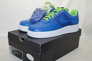 5 42 441 Uk Air 354716 Force Blau 8 Af1 Limited Gr Sp Nike Premium Low Huarache pBwUq