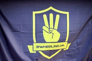 3-Wheeling-Official-Flag-5ft-x-3ft-SIdecar-Racing-3-Wheeling