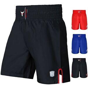 Mytra Fusion Satin Boxe Shorts, MMA Shorts, combat, Bague, Formation Shorts