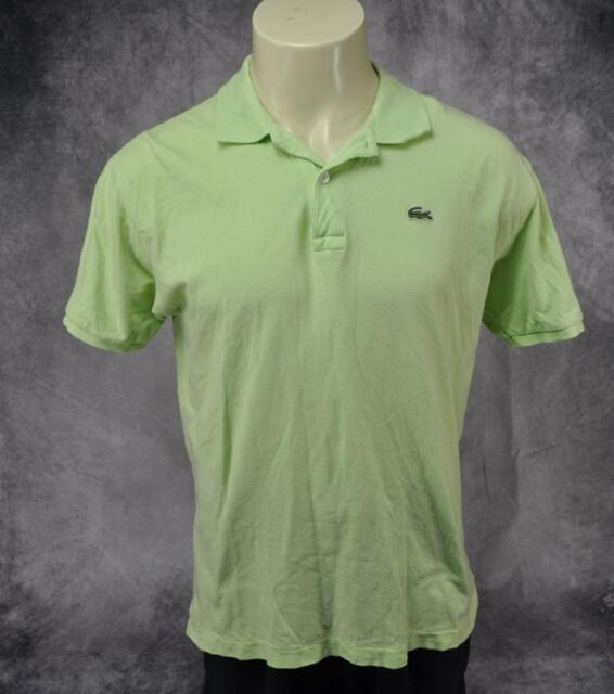 outlet store buying new high fashion Lacoste Polo Shirt Alligator Men's Green 6