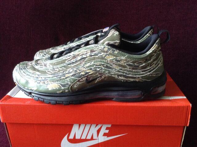 Nike Air Max 97 Premium QS Country Camo AJ2614 205 Size 11.5
