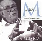 Xavier Montsalvatge: Complete Works for Piano (CD, May-2003, Columna Musica)