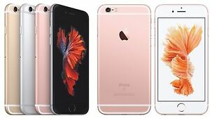 Apple iPhone 16GB 64GB 128GB Unlocked Sim Free Smartphone Silver Gold Pink Gray