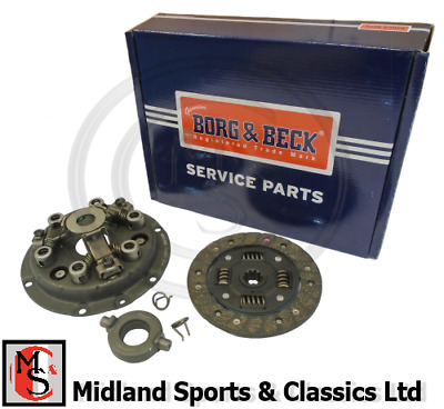 12742 FRONT AND REAR BRAKE DISCS AND PADS FOR PEUGEOT 307 SW 1.6 4//2002-9//2006