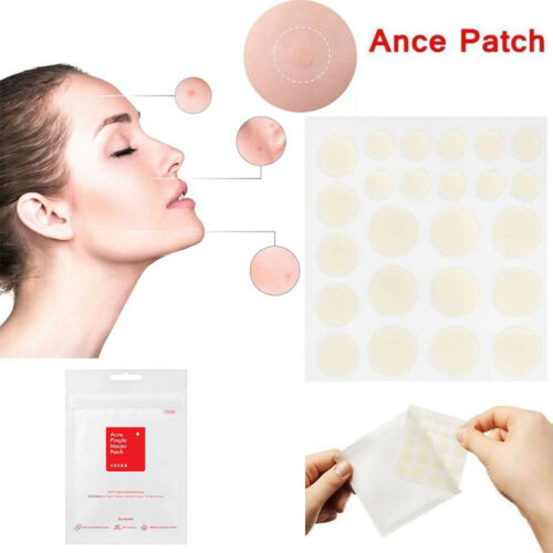 FX Cosrx Acne Pimple Master Patch 24Pcs Face Spot Scar Care Treatment Stickers