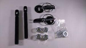 Hood-Pin-Latch-Locking-Kit-Black-Color-Universal-Aluminum-Alloy-Mount-Bonnet