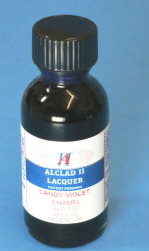 Alclad II Lacquers Candy Violet Enamel 1oz ALC712 Mid America Naperville