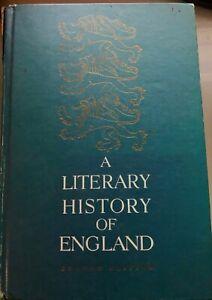 A-Literary-Histoire-D-039-Angleterre-Par-Albert-C-Baugh-2nd-Edition-1948