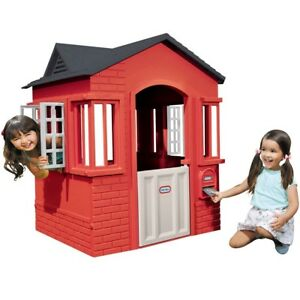 Little Tikes Cape Cottage Play House, Childrens Indoor/Outdoor ...