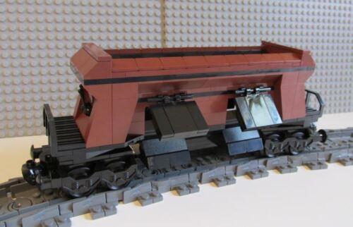 Lego Train Coal Hopper 01 PLEASE READ ITEM DESCRIPTION