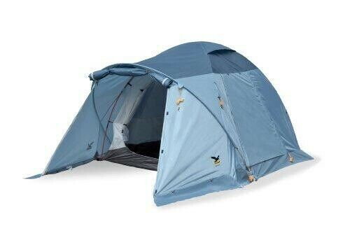 New Salewa Midway 3 5070 3 Person Tent Cool Inner Stormshed Poly Shell Hydroshed