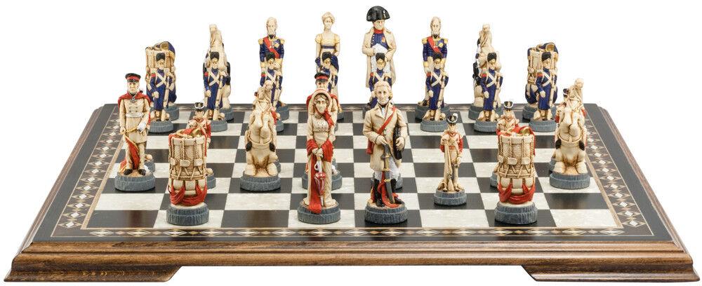 STUDIO  ANNE voitureLTON Chess Battle of Waterloo peinte à la main  économiser 35% - 70% de réduction
