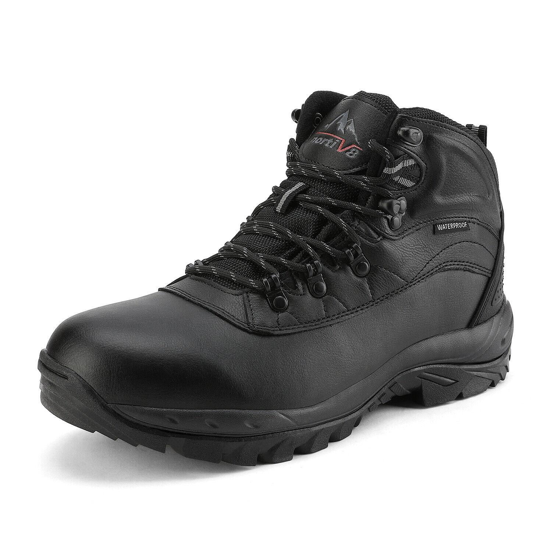 Men Waterproof Snow Hiking Boots Outdoor Backpacking Trekking Lightwe... - s l1600