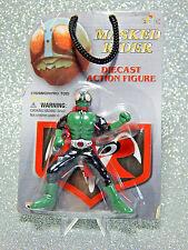 Kamen Rider Figure - 2000 DieCast Metal Ichigo - Banpresto Masked Prize Promo