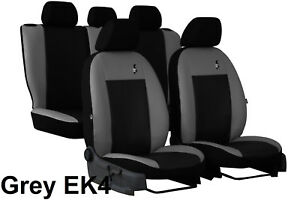TOYOTA C-HR 2017 2018 2019 ARTIFICIAL LEATHER TAILORED SEAT COVERS