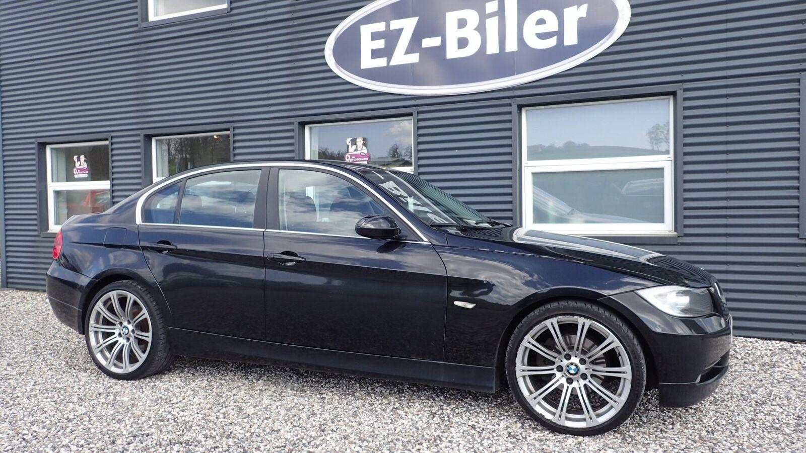BMW 325i 2,5  4d - 49.900 kr.