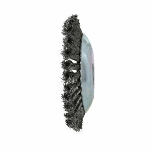 150 200mm Trimmer Head Lawn Mower Grass Cutter Steel Wire Wheel Brush Disc Metal