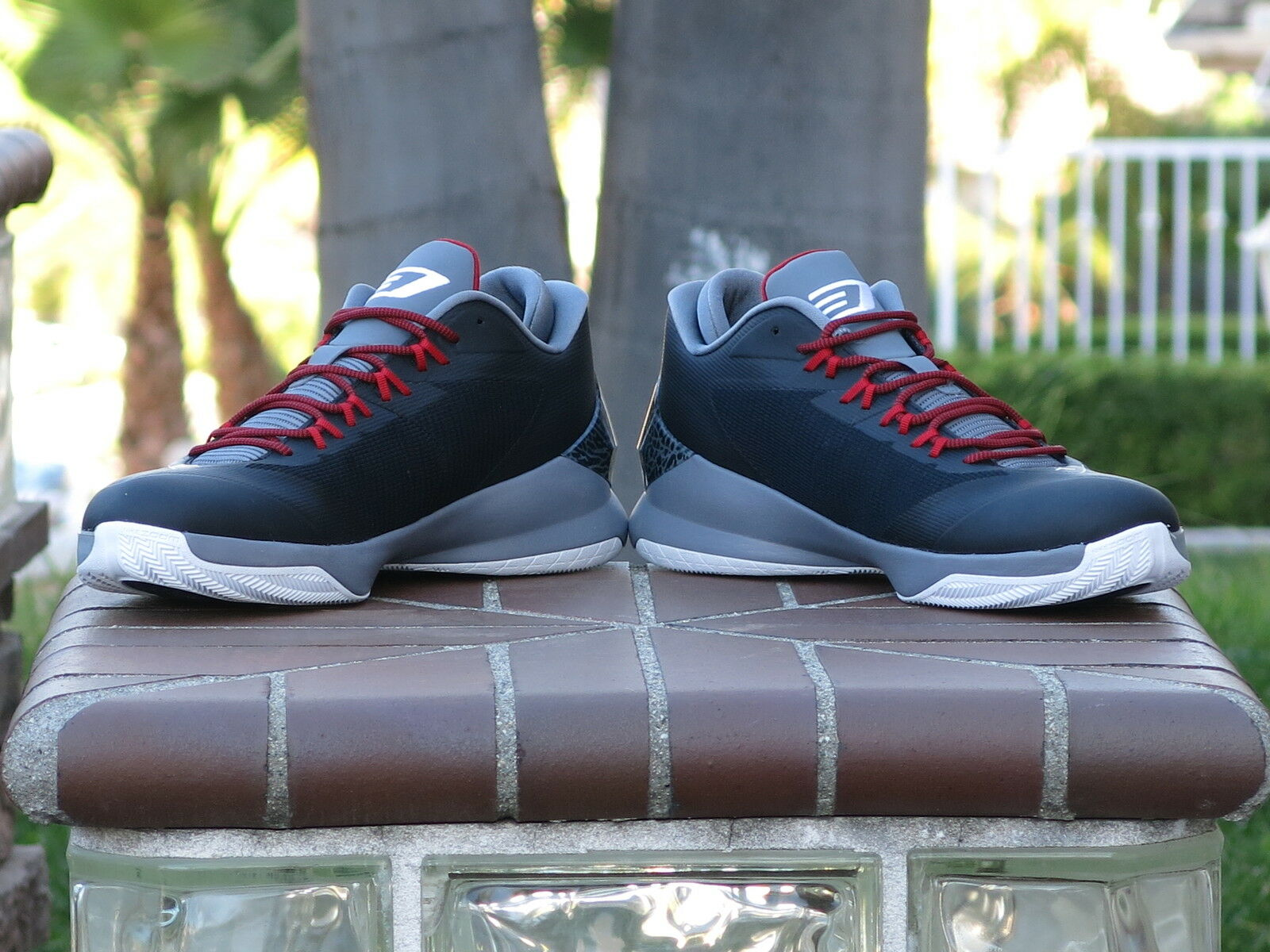 Nike Nike Nike air jordan cp3 chris paul ds männer - basketball - schuhe 684855-001 sz 12 cba2fe