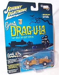Barris-Drag-U-La-Diecast-collection-1-64-Voiture-Neuf-dans-emballage-JLSS-003