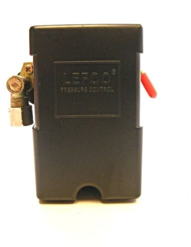 HL031000AV Campbell Hausfeld Air Compressor Pressure Switch 4 Port 1/4 NPT