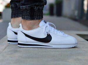 scarpe nike cortez leather