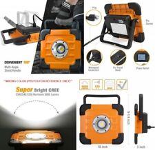 Hyper Tough HT Rechargable 5000 Lumen PORTABLE LED AREA LIGHT 5000LM