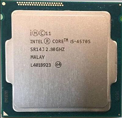 SR14J Intel Core i5-4570s 2.90GHz 6MB quad core  LGA1150 CPU Processor