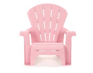 Fabulous Details About Children Girls Outdoor Lightweight Garden Chair Patio Furniture Kids Pink Onthecornerstone Fun Painted Chair Ideas Images Onthecornerstoneorg