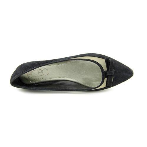New BCBG Paris Zarine Women/'s Black Ballet Ballerina Flats shoes 7.5