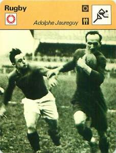 FICHE-CARD-Adolphe-Jaureguy-Stade-toulousain-France-Rugby-Union-RUGBY-a-XV-1970s