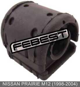 Rear-Arm-Bushing-Front-Arm-For-Nissan-Prairie-M12-1998-2004