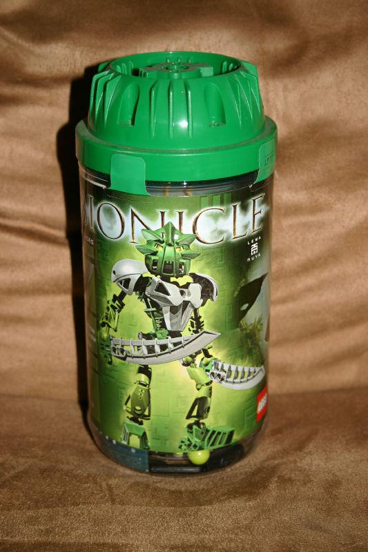 2002 Bionicle Bionicle Bionicle LEWA NUVA  Lego 8567  MINT   NEVER OPENED   FACTORY SEALED   MIP f1f8d3