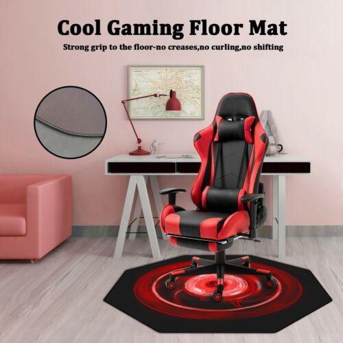 Carpet Home Office US Computer Desk Chair Mat For Hardwood Floor