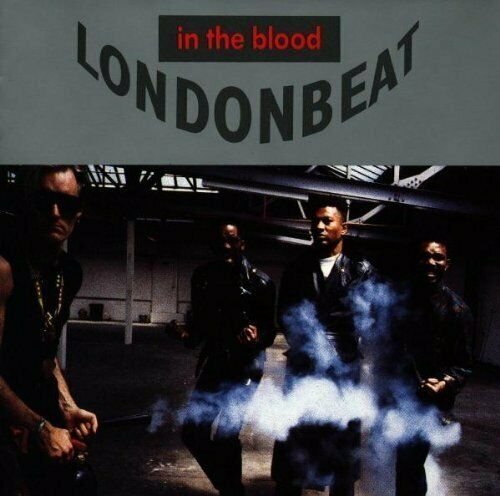 Londonbeat + CD + In the blood (1990)
