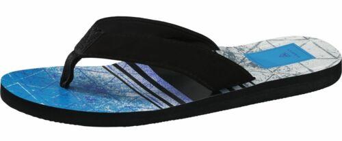 FireFly Herren Zehensandale Zehentrenner STEFFEN M blau grau schwarz