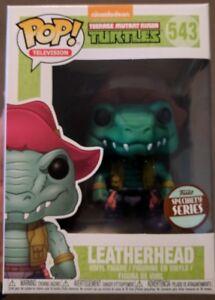 13bd562db49 Funko Pop!  543 Leatherhead (Teenage Mutant Ninja Turtles) Specialty ...