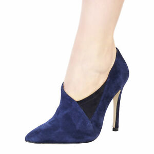 travail 0 pour 2 Soirᄄᆭe Escarpins Chaussures Fontana de talon femmes QtxshCrd