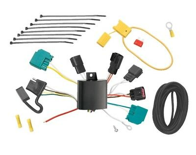 trailer wiring harness kit for 2009 dodge journey all styles plug & play  t-one | ebay  ebay