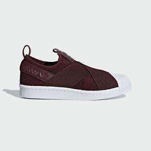 Adidas Originals Superstar Slip On Women's Casual Shoes