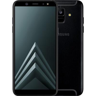 Samsung Galaxy A6 (2018) A600F Single Sim Schwarz, TOP Zustand