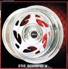 "15x12"" Weld Wheel Forged Aluminum Scorpio 6-5.5"" BC. Last Ones Anywhere!"