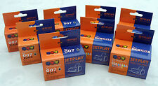 8 PACK of INK compatible with Stylus Photo 825, 870, 875 [not Epson original]