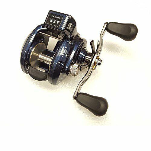 Daiwa Lexa-LC 6.3 1 Line Counter Baitcast Right Hand Fishing Reel - LEXA-LC400H