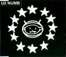 U2 NUMB UK RARE PROMO NUMCD1 ONLY 250 PRESSED MINT CONDITIONS